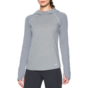 Under Armour | Gray Running Hoodie | Medium